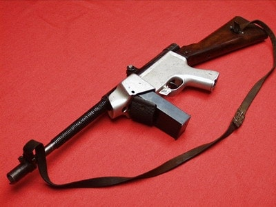 c-4 with wood stock
