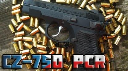 Handgun Review - CZ-75D PCR Compact :: Guns com