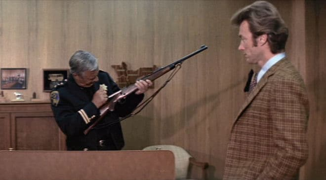 winchester model 70 dirty harry rifle