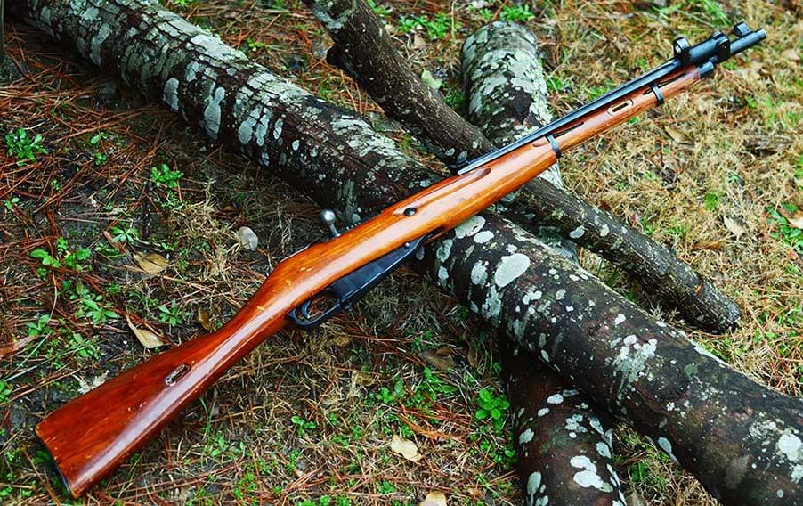 The Mosin Nagant M44  A Carbine Of The Cold War    Guns Com