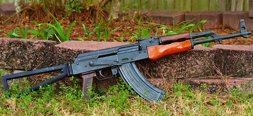 Know when to fold'm--Manticore Arms folding AK stock