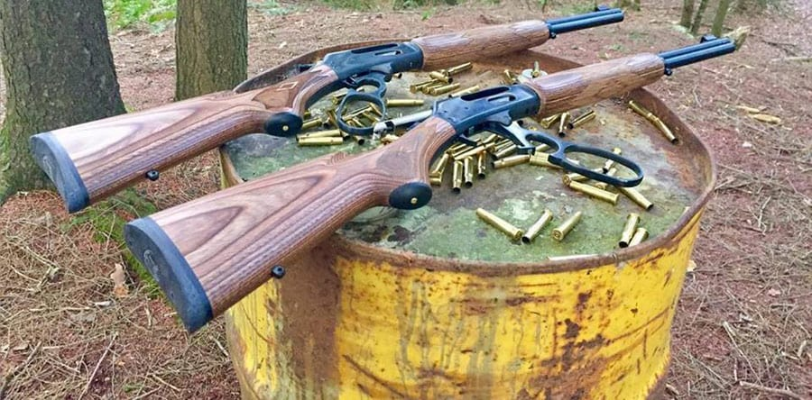 The Marlin 336 Lever Action Rifles: Scooped and scoped
