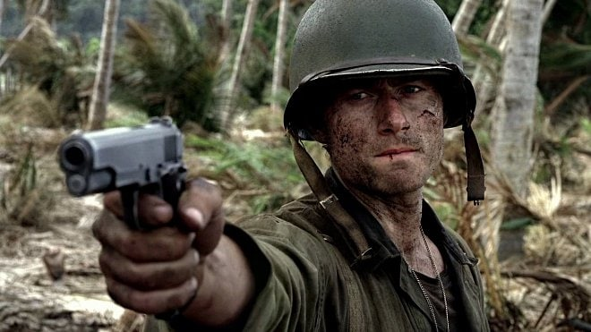 colt 1911 used in band of brothers tv series