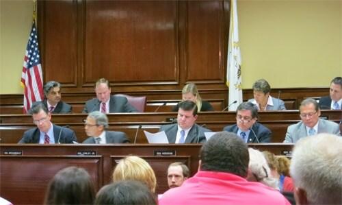 Rhode Island House Judiciary Committee