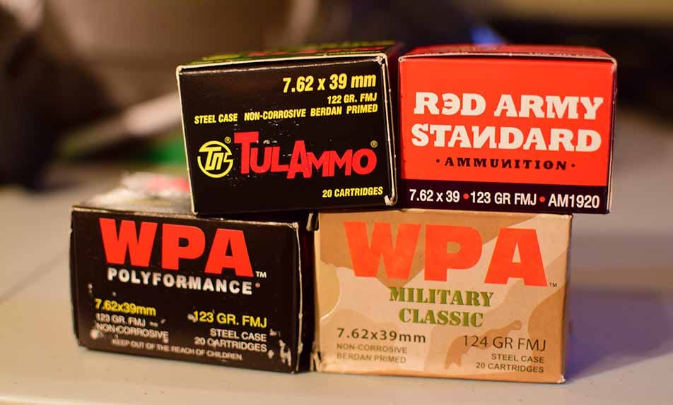 The last thing we need is another ammo scare, don't believe the hype (Photo by: Jim Grant)