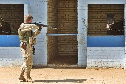 US army FAL