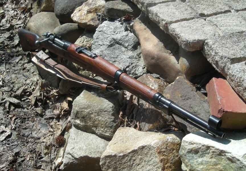 Ze Germans definitely know how to make a rifle. (Photo by: F. Borek)