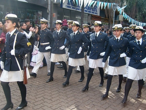 Argentine naval cadets c-4