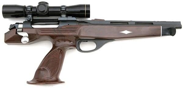 early Remington XP100