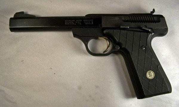 early model Buck Mark pistol
