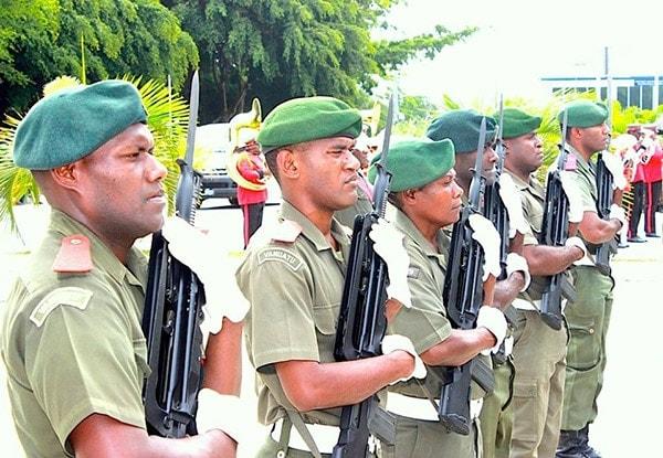 FAMAS Vanuatu military
