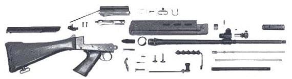 FAL parts kit.