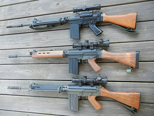 FN FAL: The 'Free World's' right arm
