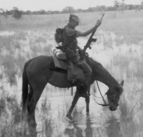 G3 cavalry