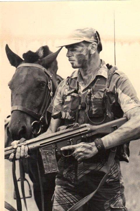 G3 in Rhodesia