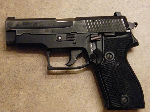 German Police P5