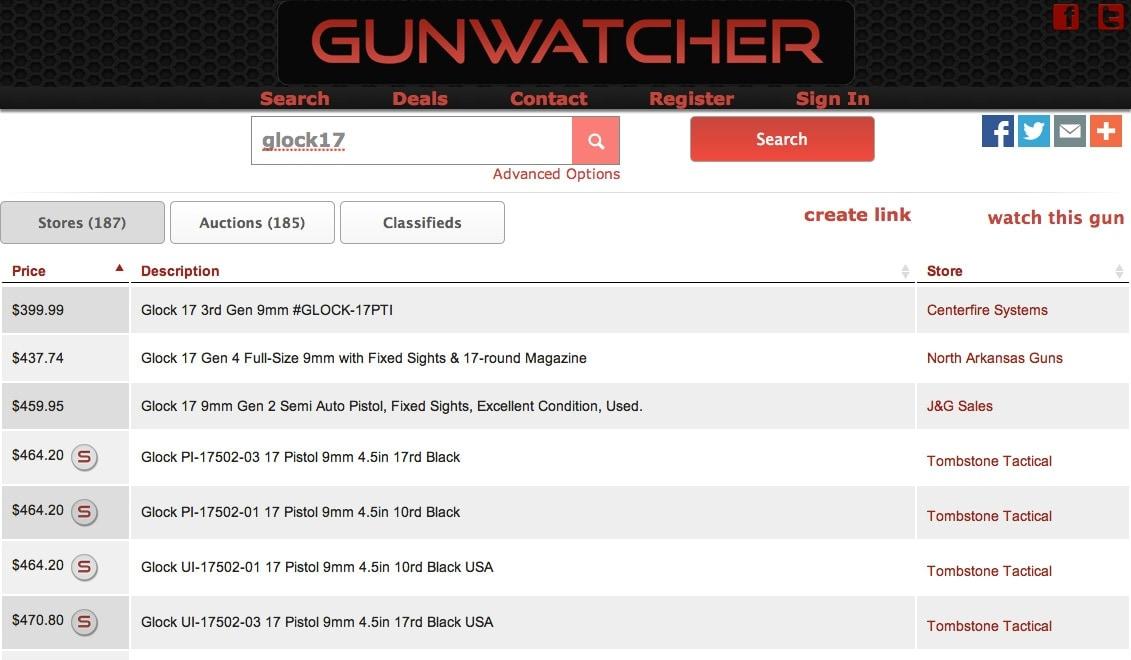 GunWatcher