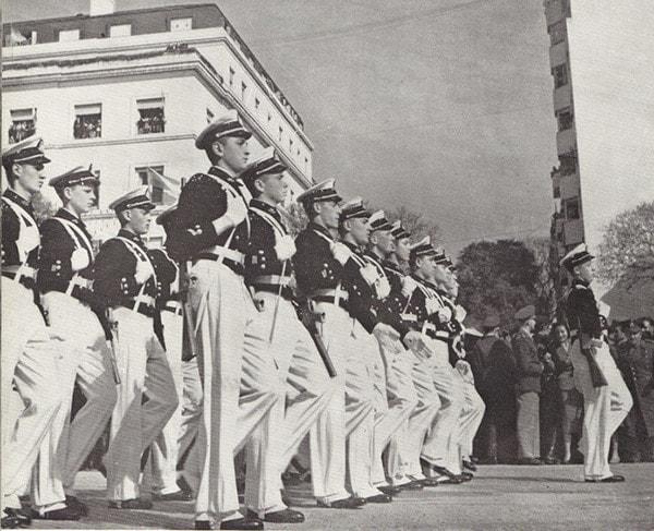 HAFDASA C4 Argentine navy