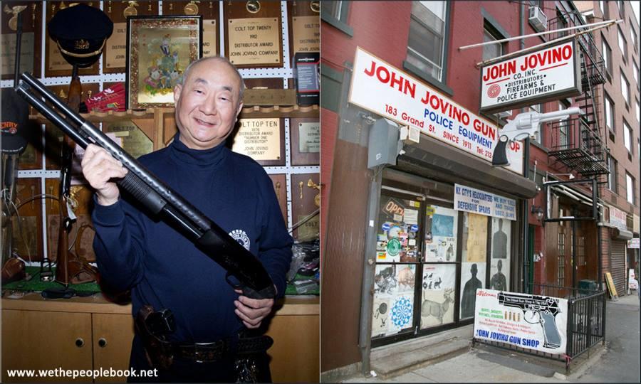 john jovino