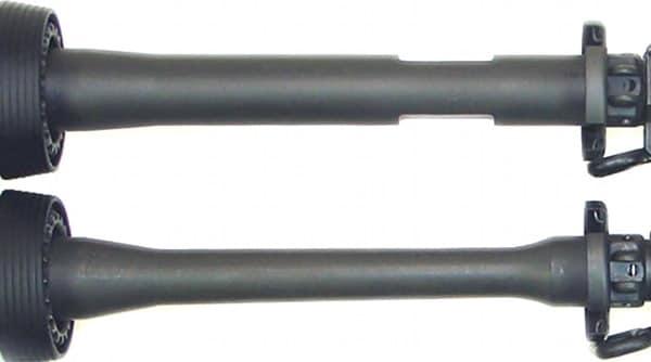 m4 m4a1 barrel profiles