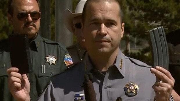 Colorado Sheriff Terry Maketa