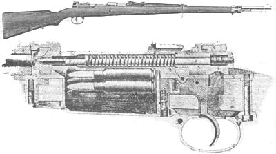 Mauser K98 bolt-action