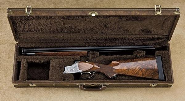 Pigeon grade Browning Superposed shotgun