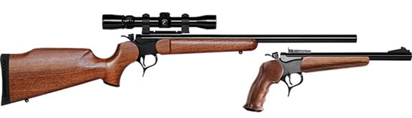 T/C G2 Contender single shot rifle and pistol