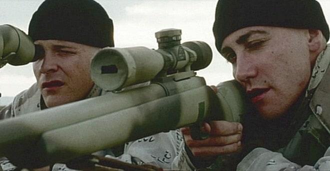 remington 700 in jarhead movie