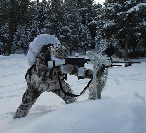 FALO squad automatic weapon