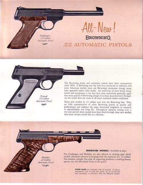 browning buckmark ad