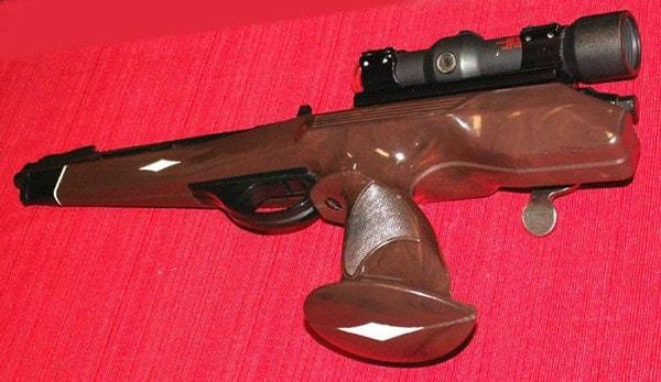original Remington XP100