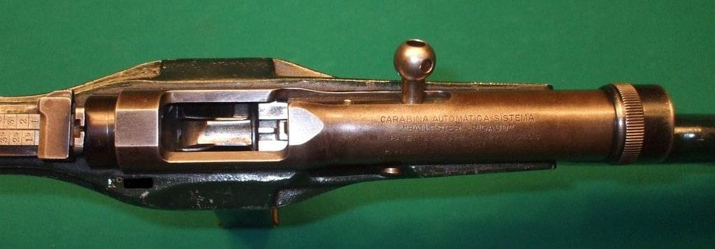 markings on hafdasa carbine