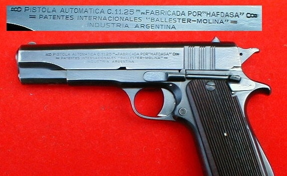 ballester molina pistol