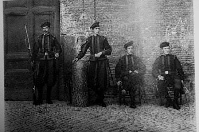 1870 swiss guard