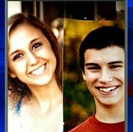 Hallie Kifer and Nick Brady (Photo credit: Fox)
