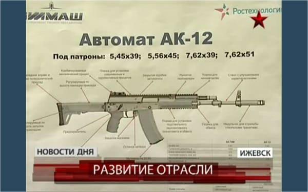 AVTOMAT AK12