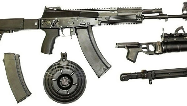 AK12 accessories