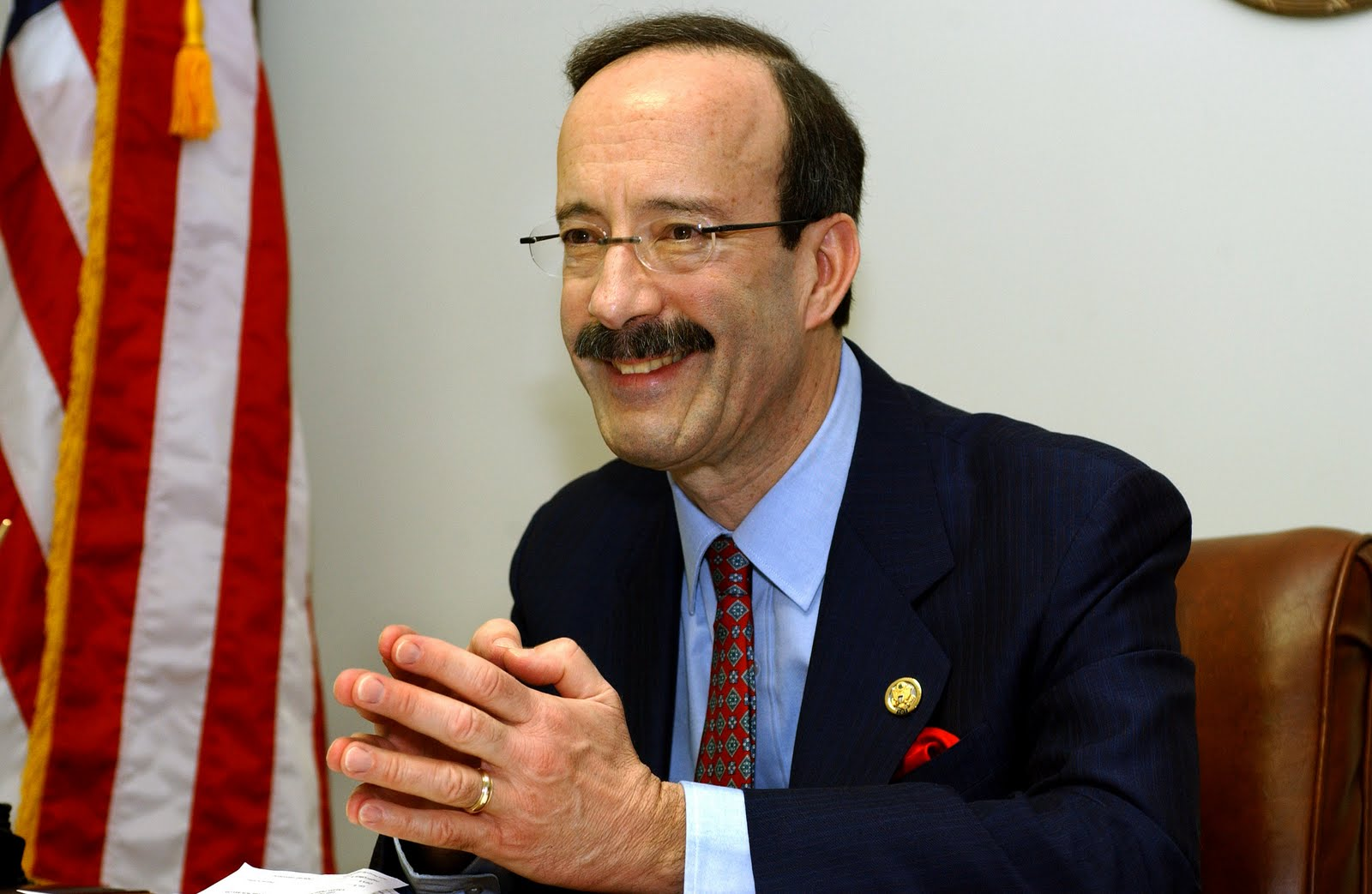 Rep. Eliot Engel, (D-NY), and 81 others in the House are asking for the President to decree on comprehensive ban on imported firearms. (Photo credit: NY Daily News)