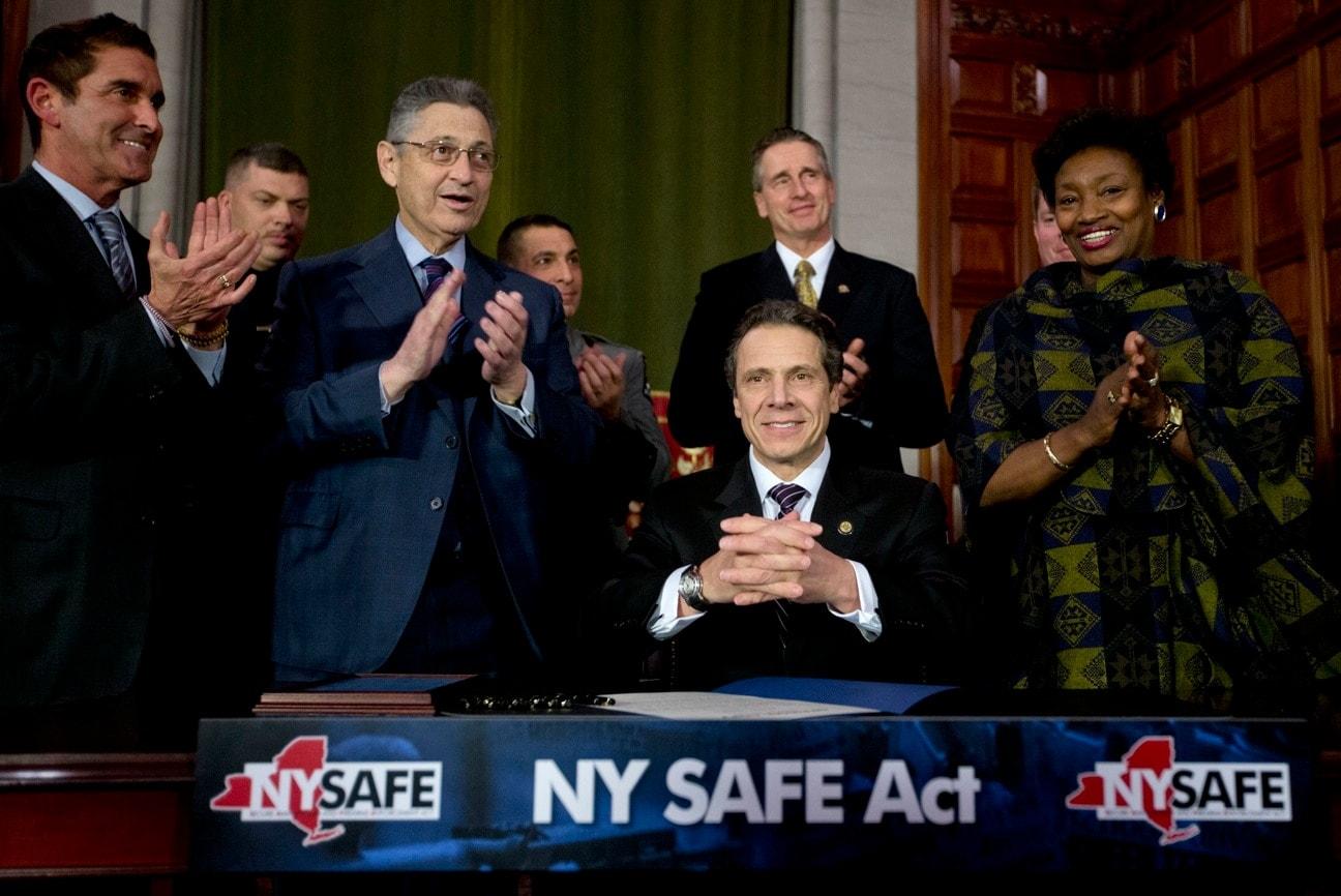 Andrew Cuomo NY Safe Act