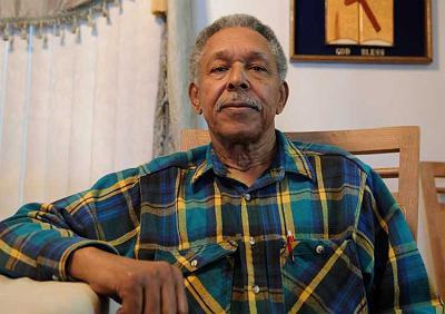 Mr. Otis McDonald, a veteran, family man, and Second Amendment advocate is dead at age 80. (Photo credit: NBC News)