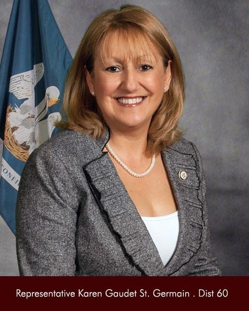 Rep. Karen Gaudet St. Germain