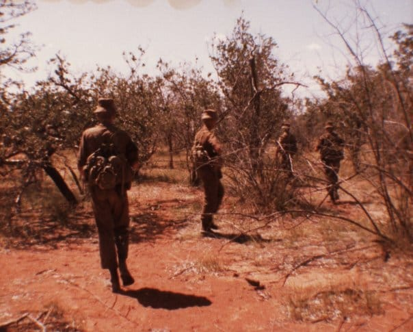 SADF operations