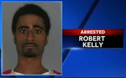 Robert Kelly only thought that the elderly couple would be an easy target. (Photo credit: WLWT)