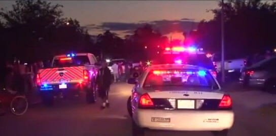 Police are not saying what the original argument was about or why it escalated. (Photo credit: NBC)