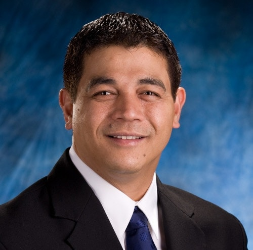 Guam Sen. V Anthony Ada is pushing for the territory's concealed carry laws to become shall-issue. (Photo credit: Guam Legislature)