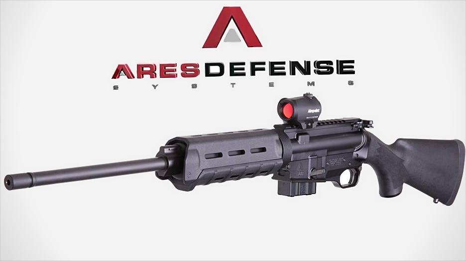 ares defense