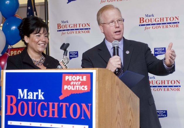 Danbury, Connecticut Mayor Mark Boughton severed his ties with Mayors Against Illegal Guns citing the group's push for increasing gun regulations. (Photo credit: CT Post)
