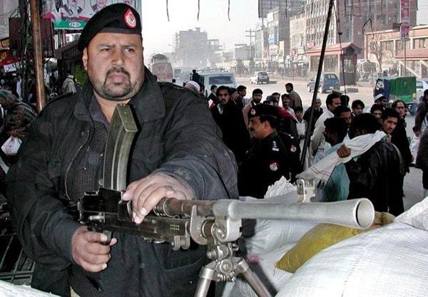 bren gun pakistan