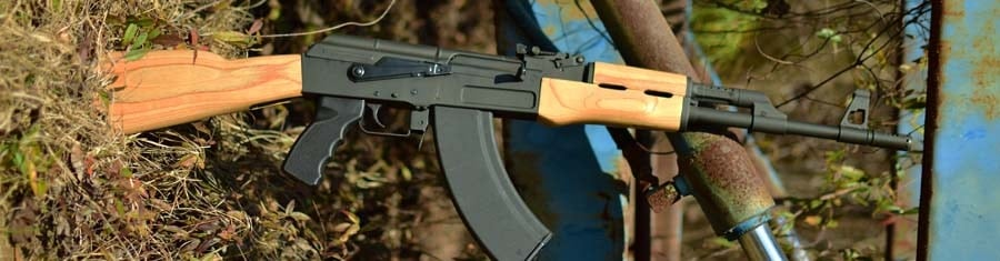 East meets West with the C39 AK carbine (Photo by: Jim Grant)